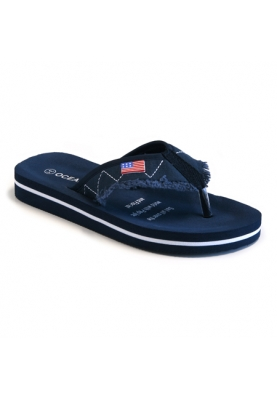 Slippers - Pepino -Navy