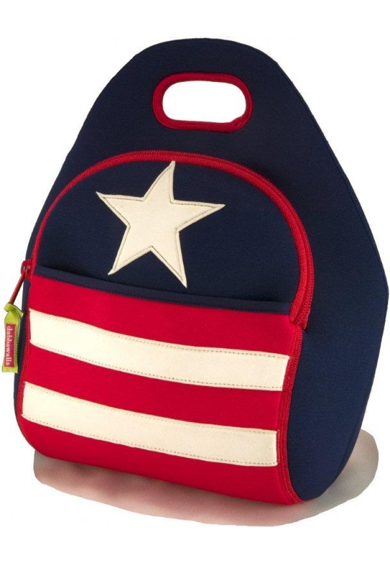 Lunchtas Stars and Stripes