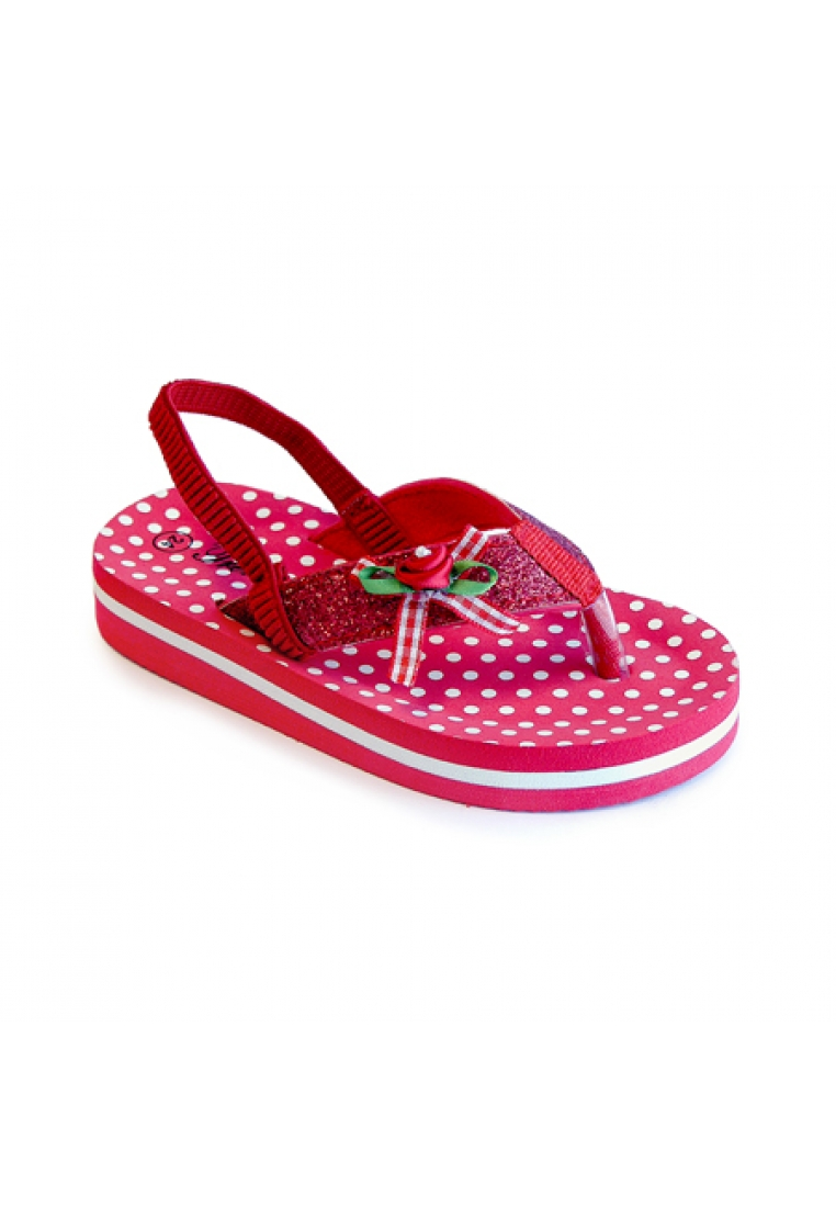Slipper Florence Red