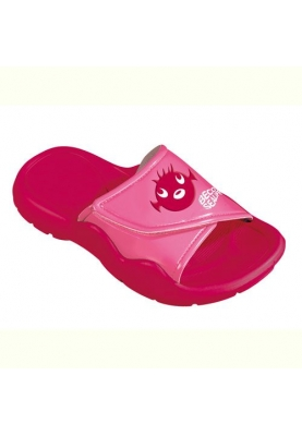 BECO Sealife slipper - roze