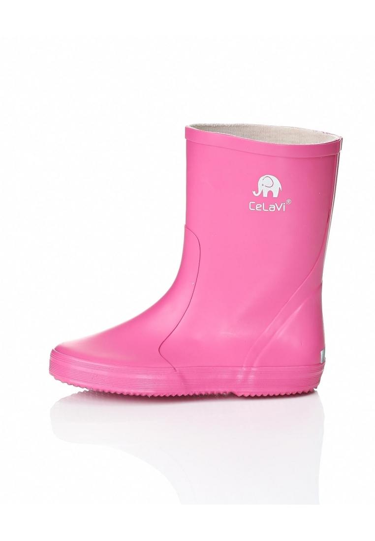 Vrolijke roze Kinderregenlaarsjes van CeLaVi (Maat 35, 34 ...