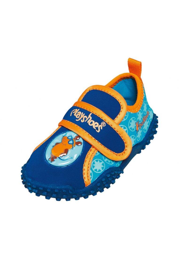Playshoes jongens waterschoen muis