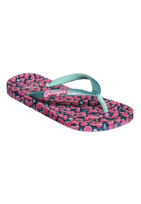 Quapi slipper Aqua
