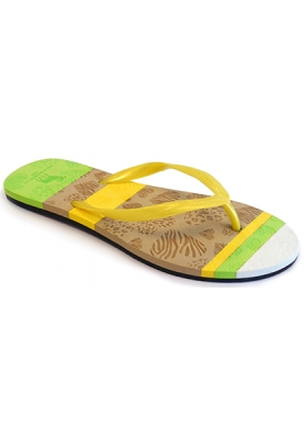 Slipper Laurella Yellow van Trentino