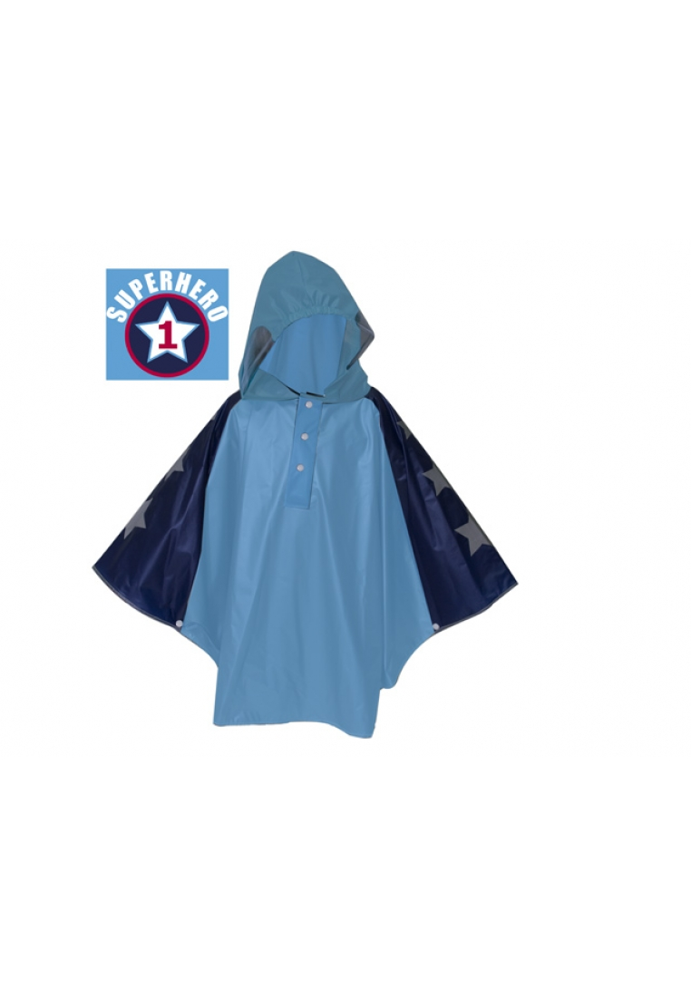 Trendy Cape Top Fashion Looks With Jeans Idea: Fastrider Trendy Cape Superhero (Maat 104, 92)